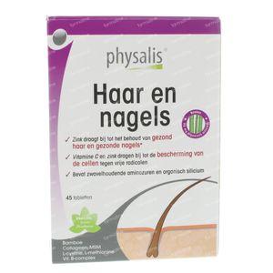 Keypharm Hair & Nails 45 tablets