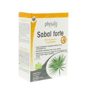Sabal Forte Keypharm 30 capsules
