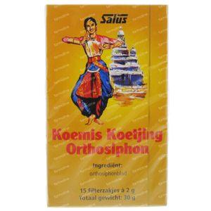 Salus Tea Orthosiphon 15  Bolsitas