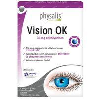 Physalis Vision OK 30  kapseln