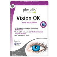 Physalis Vision OK 30  capsules