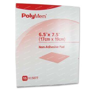 Polymem Quadrafoam Non-Sticky 16,5cmx19,0cm 15 pezzi