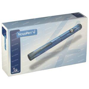 NovoPen® 4 Bleu 1 pièce