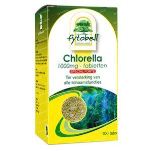 Fytobell Chlorella 100 St Comprimidos