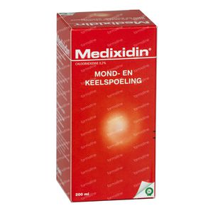 Medixidin Mouthhygiene 200 ml