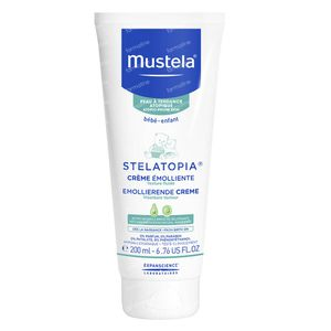 Mustela Stelatopia Emolient Cream 200 ml