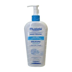 Mustela Stelatopia Emolient Cream 400 ml