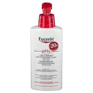 Eucerin pH5 Gel Lavant Prix Réduit 400 ml