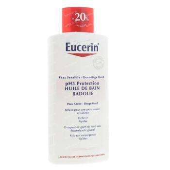 Eucerin pH 5 Huile de Bain Prix Réduit 400 ml