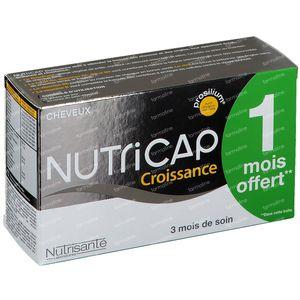 Nutrisanté Nutricap Anti-Chute 3 Mois 180 capsules