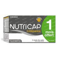 Nutrisanté Nutricap Anti-Haaruitval 3 Maanden 180  capsules