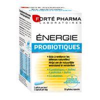 Forté Pharma Energie Probiotisch 30  kapseln