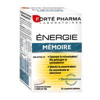 Forté Pharma Energie Mémoire 30  tabletten