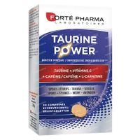 Forté Pharma Energie Taurine Power 30  bruistabletten