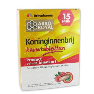 Arko Royal Jelly 30 chewing tablets