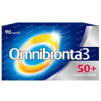 Omnibionta3 50+ 90  comprimés