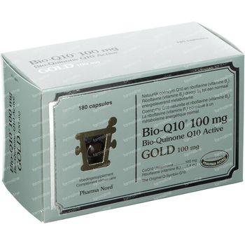 Pharma Nord Bio-Q10 100mg GOLD 180 capsules