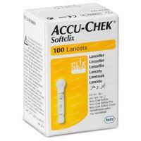Accu-Chek Softclix Lancet 100 st