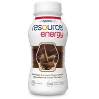 Resource Energy Chocolade 4x200 ml