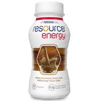 Resource Energy Coffee 4x200 ml