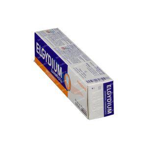 Elgydium Tandpasta Bescherming Gaatjes AD 75 ml