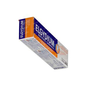 Elgydium Toothpaste Protection Holes AD 75 ml