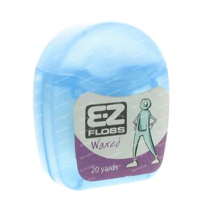 Deprophar Dental Floss Waxed Nylon 013/e2 20 m