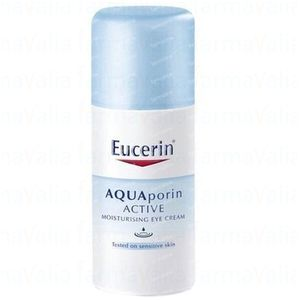 eucerin oogcreme review
