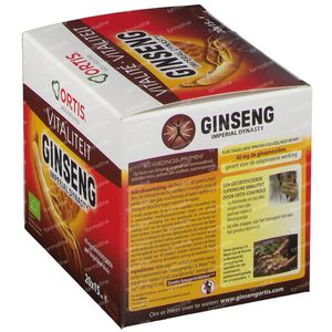 Ortis Ginseng Dynasty Imperial 300 ml