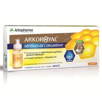 Arkoroyal® Défenses de L'organisme Adultes 52,50 ml