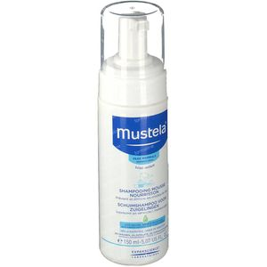 Mustela Schuimshampoo Voor Zuigelingen Tegen Melkkorstjes 150 ml