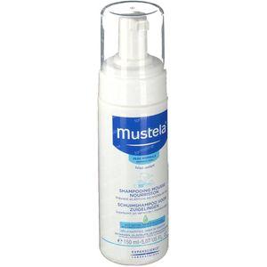 Mustela Shampooing Mousse Nourrisson Contre Croütes De Lait 150 ml