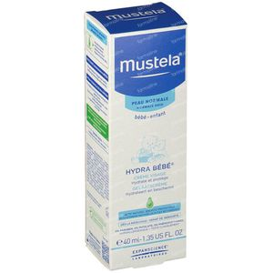 Mustela Hydra Baby Face Cream 40 ml