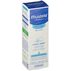 Mustela Hydra Bébé Gelaatscrème 40 ml