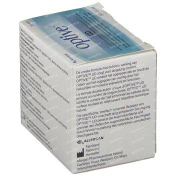 Optive Solution Confort Double Action 12 ml unidosis