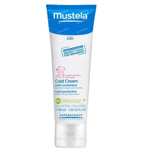 Mustela Cold Cream Gelaat 40 ml