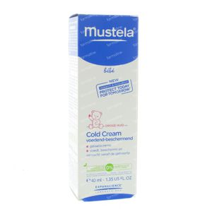 Mustela Cold Cream Crème Visage 40 ml