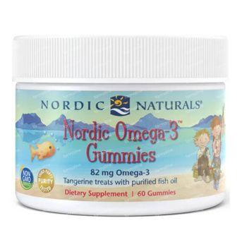 Nordic Omega-3 Gummie Complemed 60 st