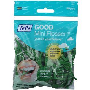 TePe Fil Dentaire Mini 36 pièces