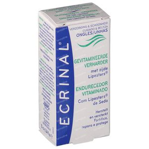 Ecrinal Nail Hardener + Vitamin 10 ml