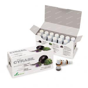 Cyrasil 14x10 ml ampoules