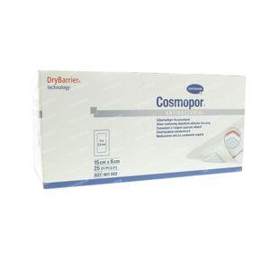 Hartmann Cosmopor Antibacterial Steriel 15 x 6cm 901002 25 stuks