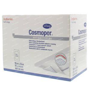 Hartmann Cosmopor Antibacterial Sterile 10 x 8cm 901003 8250 pieces