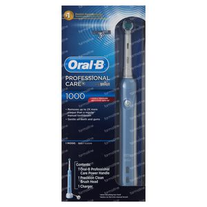 Oral B Toothbrush Electric Prof Care 1000 1 St
