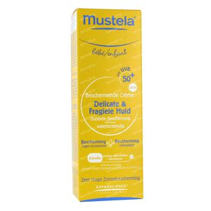 Mustela Baby Protective Sun Cream IP50+ Without Perfume 75 ml