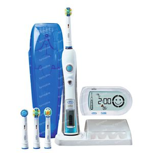 Oral B Toothbrush Electronical Triumph IQ5000 1 St