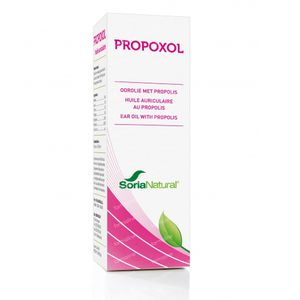 Soria Natural Propoxol Propolis Oordruppels 30 ml