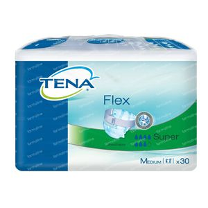 TENA Flex Super Medium 30 pièces