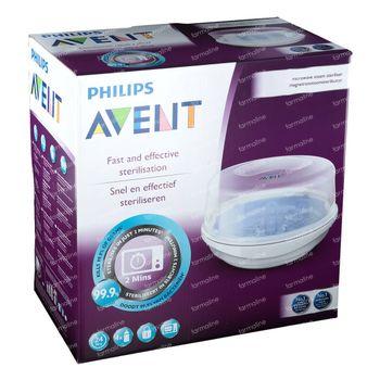 Avent Sterilisator Mikrowelle Ohne Accessoires 1 st