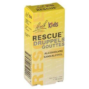 Rescue remedy kids druppels 10 ml druppels